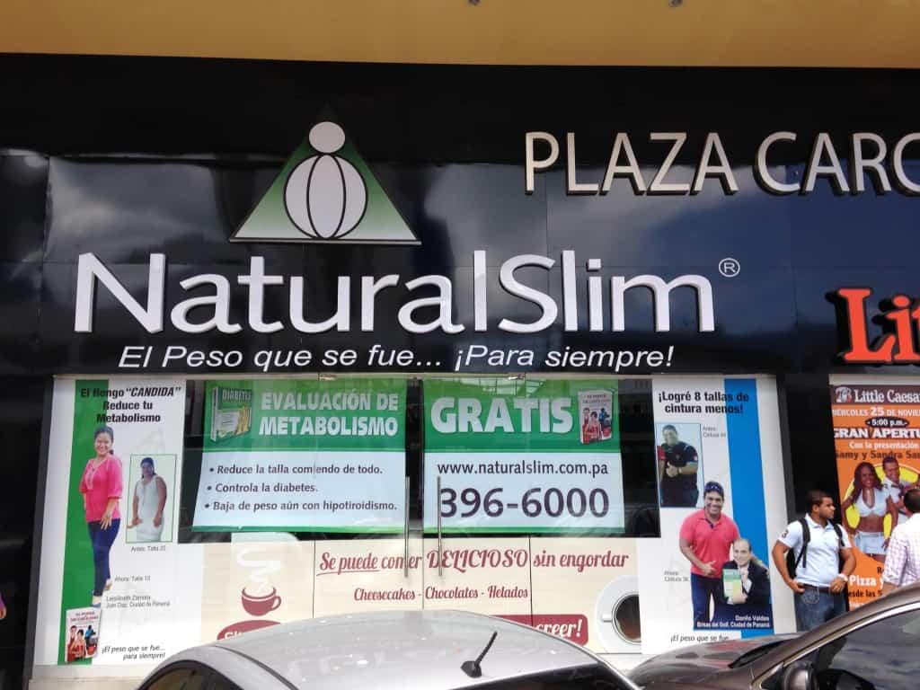 NaturalSlim Panamá | NaturalSlim